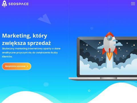 Sklepy internetowe - seospace.pl