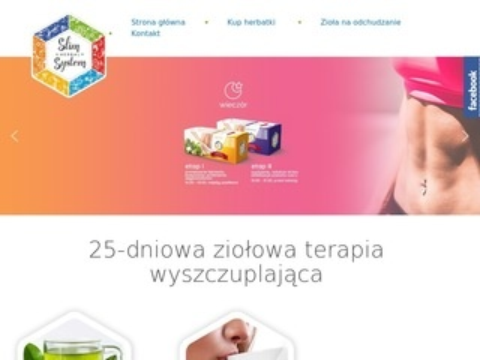 Herbatki na odchudzanie - slim-system.pl