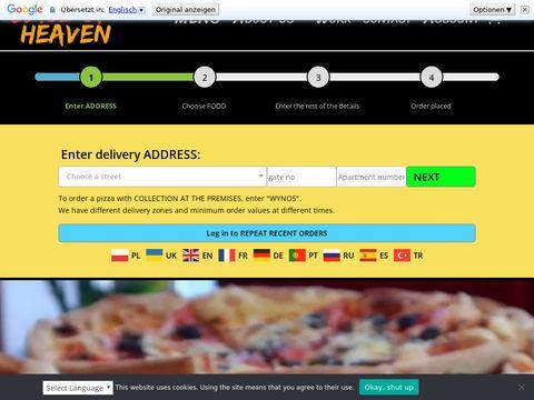 Pizza Wrocław - Slice of Heaven