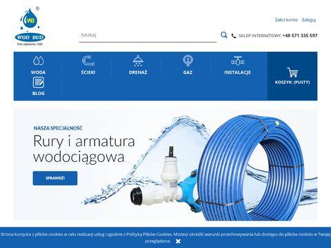 Rury drenarskie - sklep.wodbud.com.pl