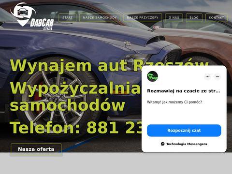 Rent Dab Car - wynajem aut Rzeszów