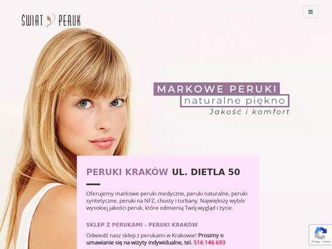 Świat Peruk Kraków