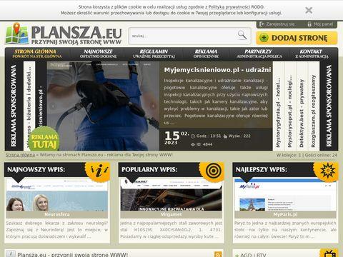 Plansza.eu reklama dla twojej strony