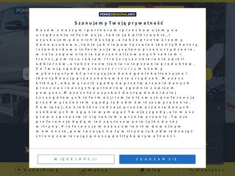 Ogólnopolska pomoc drogowa