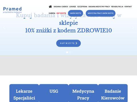 Przychodnia Pramed w Szczecinie