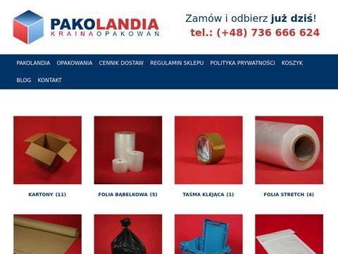 Przeprowadzkisklep.pl - folia bąbelkowa