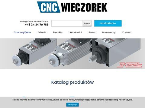 Plotery frezujące CNC Sławomir Wieczorek