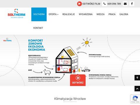Soltherm - klimatyzacja Wrocław