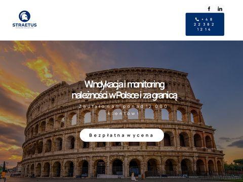 Windykacja długów Warszawa