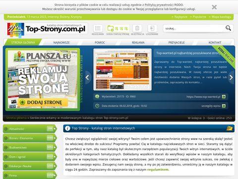 Top-strony.com.pl reklama w internecie
