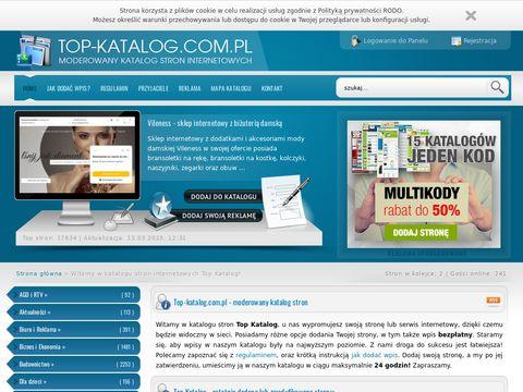 Top-katalog.com.pl polski katalog stron