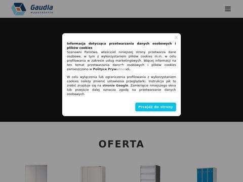 Wyposazeniegaudia.pl - meble z metalu