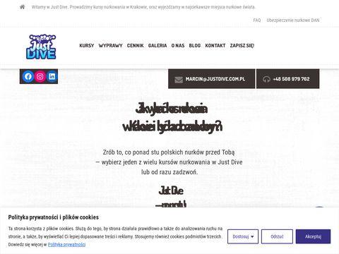 Szkoła nurkowania Just Dive