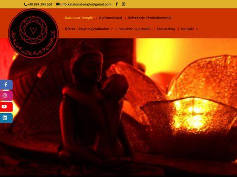 Energetyczne i tantryczne masaże