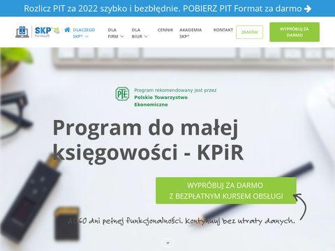 Ksiega-podatkowa.pl program księgowy