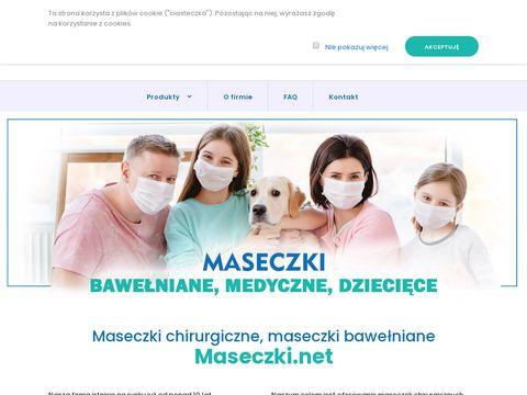 Maseczki.net - hurtownia maseczek