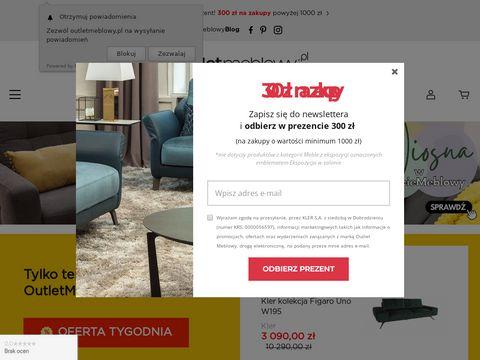 Meble powystawowe - outletmeblowy.pl
