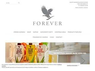 Aloes Polska Forever Living Products