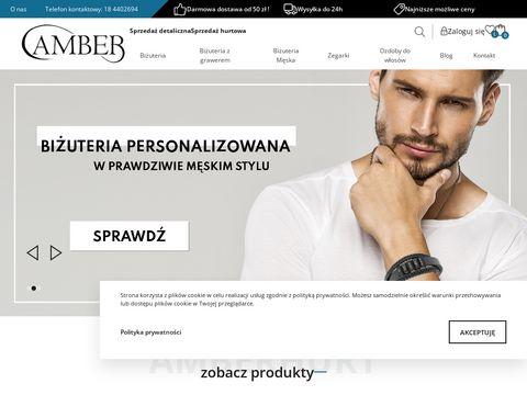 Amber - sklep sztucznej biżuterii