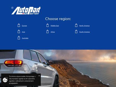 Autopart.pl - producent akumulatorów