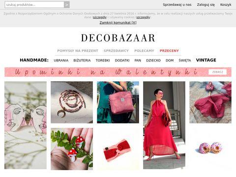 DecoBazaar.com - handmade sklep