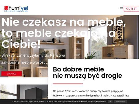 Furnival.pl - szafki RTV