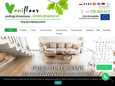 Venifloor.com podłogi drewniane