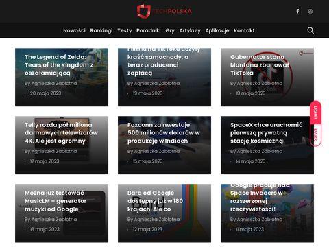 TechPolska.pl - zaprasza