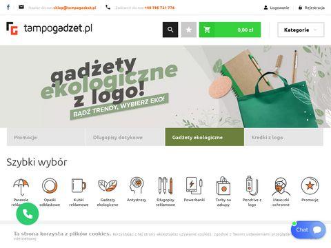 Tampogadzet.pl - kubki reklamowe