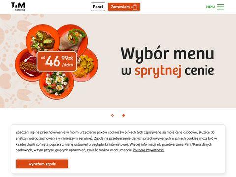 Catering Wrocław - dieta pudełkowa