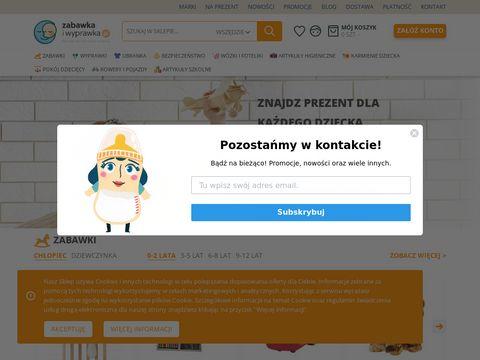 Zabawkaiwyprawka.pl dla dzieci