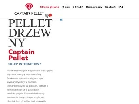 Captainpellet.pl pelet dębowy sklep