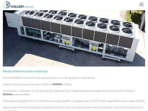 Chillery.com.pl - agregat wody lodowej