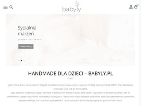 BabyLy Handmade dla dzieci