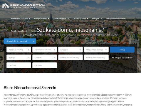 Działki, domy na sprzedaż w Szczecinie