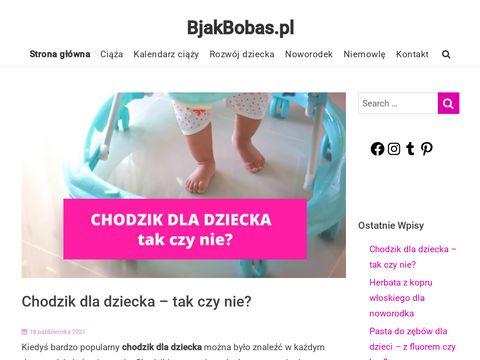 BjakBobas.pl - rozwój dziecka