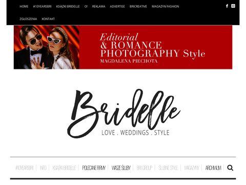 Bridelle - ślubne inspiracje