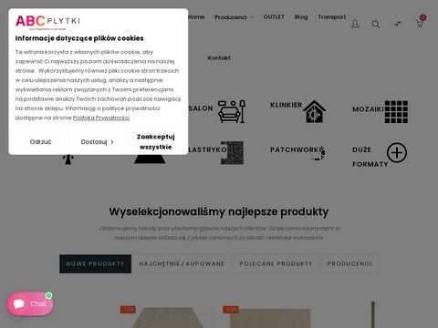 Abcplytki.pl ceramika klinkier mozaiki