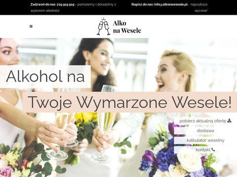 Alkonawesele.pl - wódki