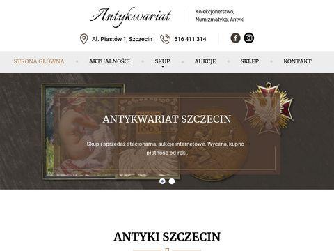 Antykwariat Szczecin