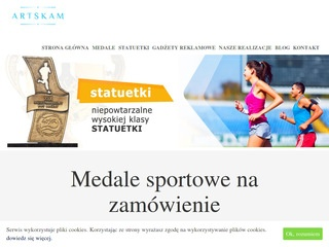 Artskam.pl medale okolicznościowe