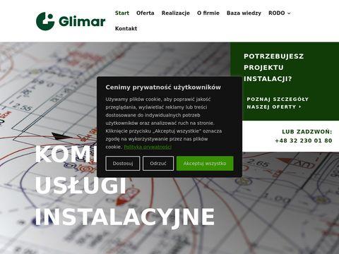Glimar Gliwice instalacje przemysłowe