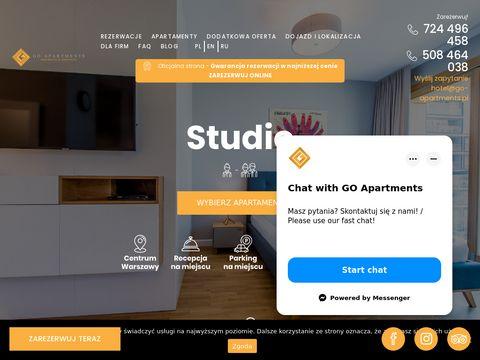 Apartamenty w Warszawie - Go Apartments