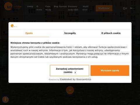 Feb.net.pl - skuteczny marketing