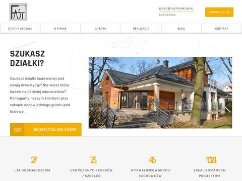 Fast Kraków - inwestycje budowlane