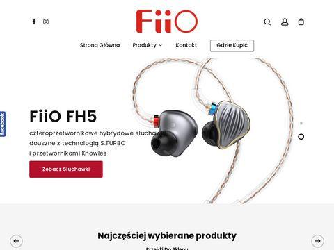 FiiO, czyli produkty audio