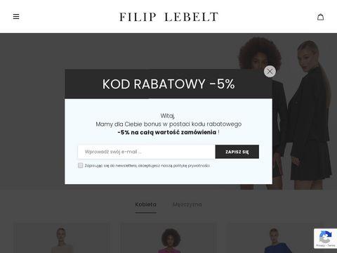 Filiplebelt.com maseczki