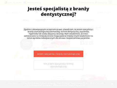 Sklep dla stomatologów na dentalmail.pl