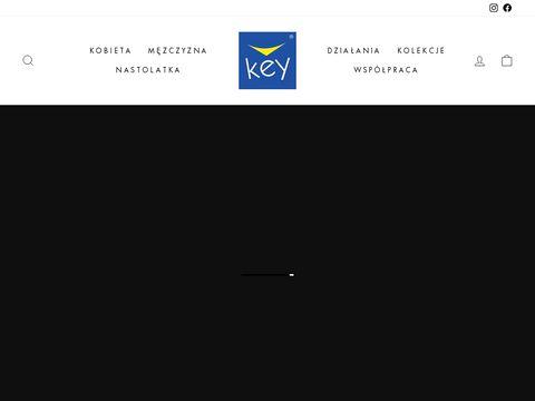 Kalesony bawełniane - key.com.pl