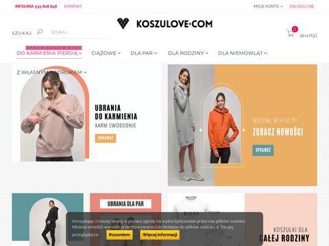 Top do karmienia - koszulove.com